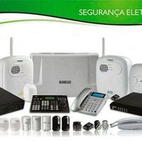 Empresa de equipamentos de segurança eletrônica
